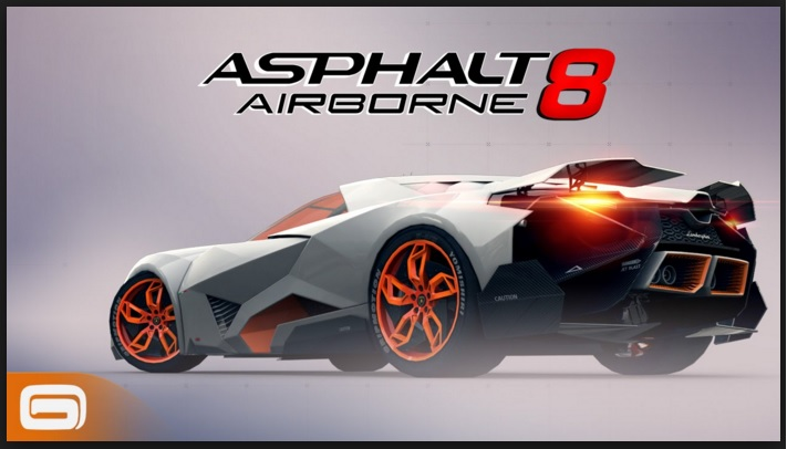 Asphalt 8 Airborne Updated With Mclaren And 8 New Cars