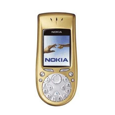 ... keypad. The 2002 phone was also smart – it ran Symbian Series 60