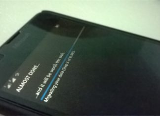 Windows 10 Mobile Build 14342