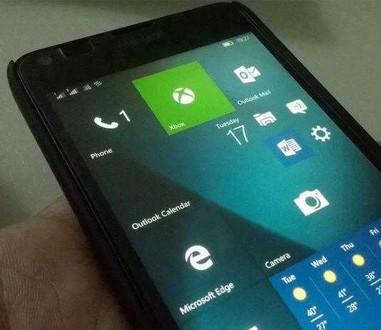 Windows 10 Mobile Build 10586.446