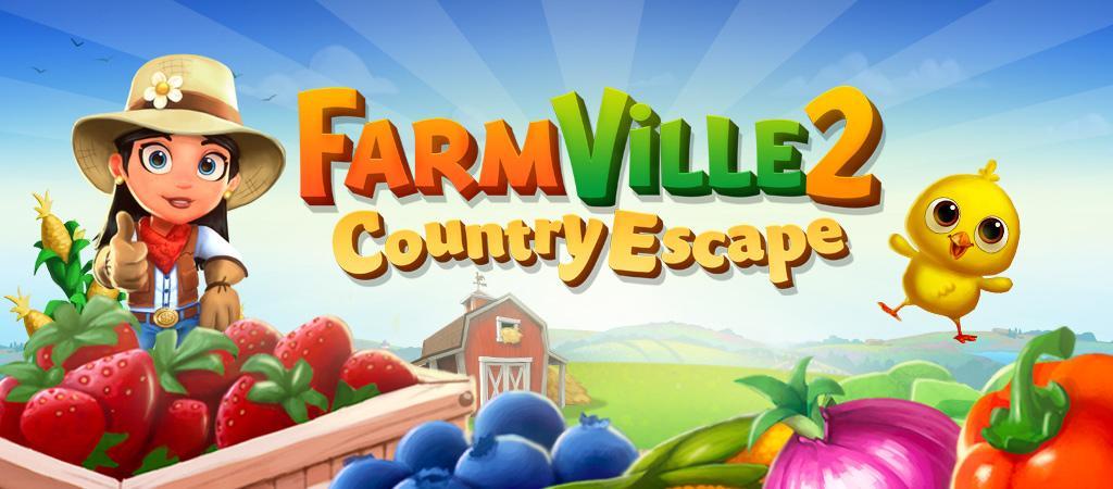 Photo Jeu Farm Ville