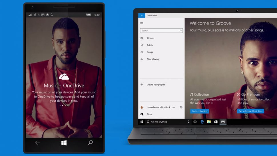 Groove Music update for Android and iOS is here!