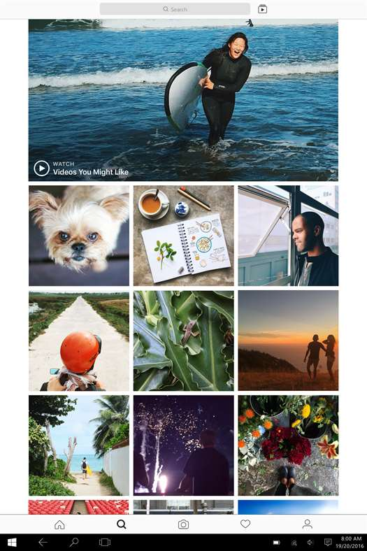 Weekend Good News: Instagram app is now available for Windows 10 PC