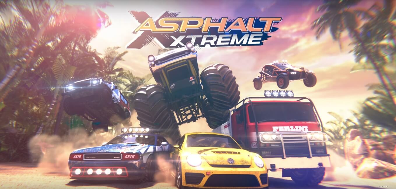 Gameloft's Asphalt Xtreme Is Now Available For Download In