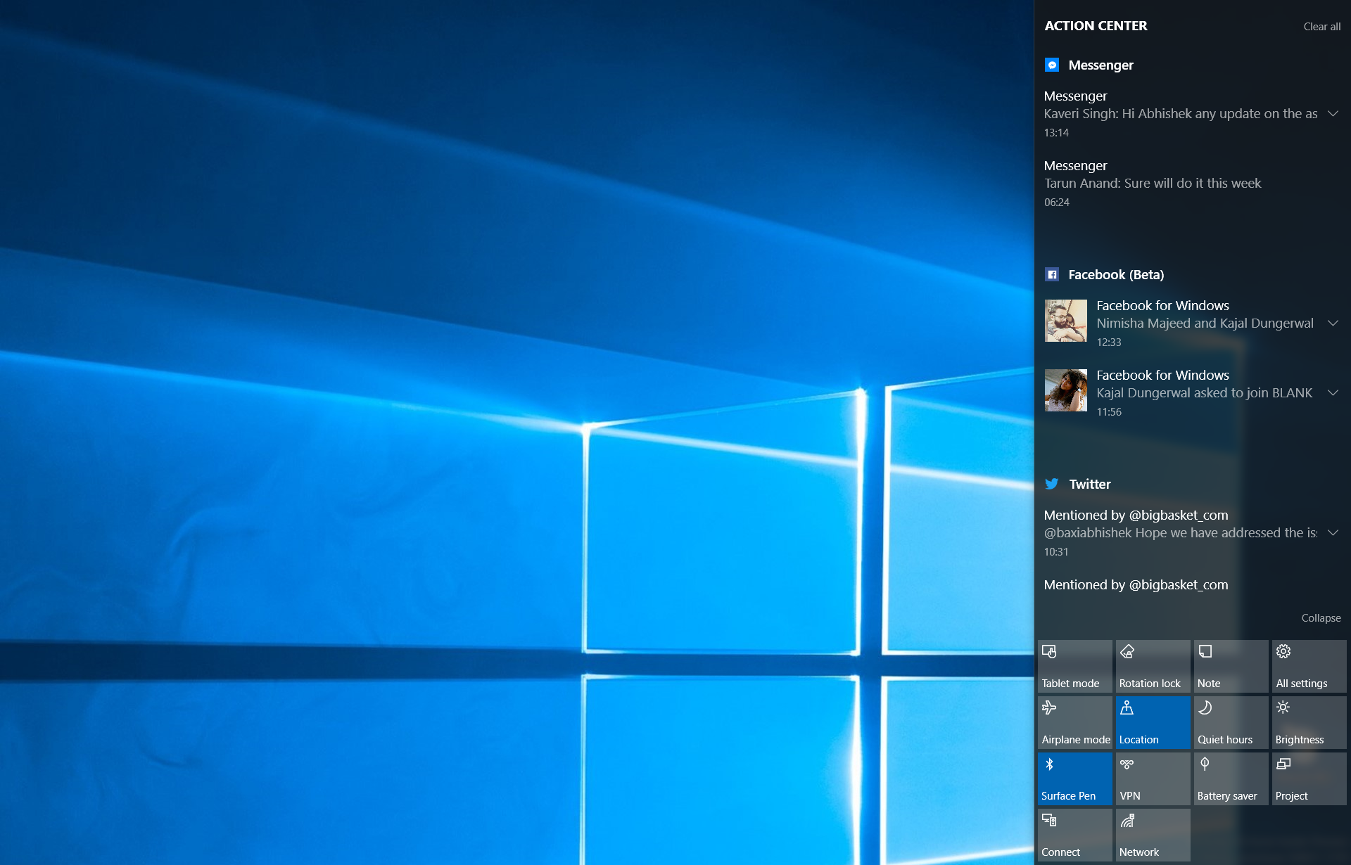 windows-10-anniversary-update-action-center