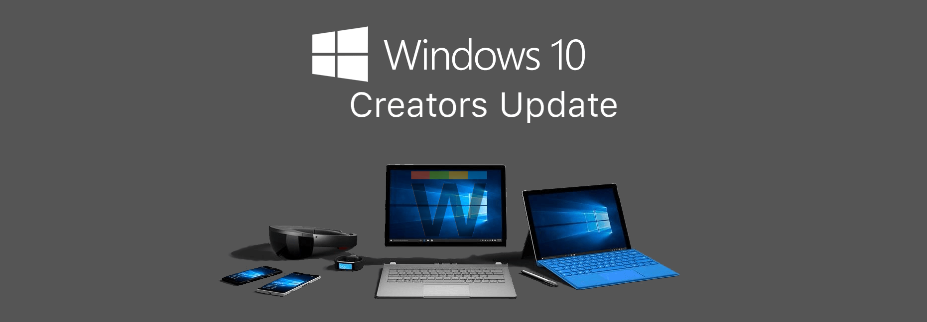 Windows 10 creators update now available via update for Windows 10 update