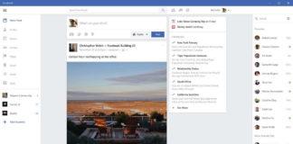 Facebook Beta PC