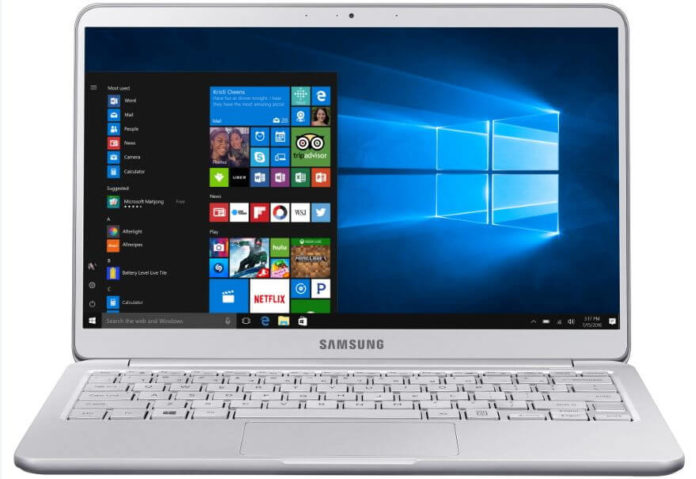 Windows 10 Build 15031 ISO for Samsung Notebook 9