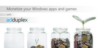 AdDuplex monetizing