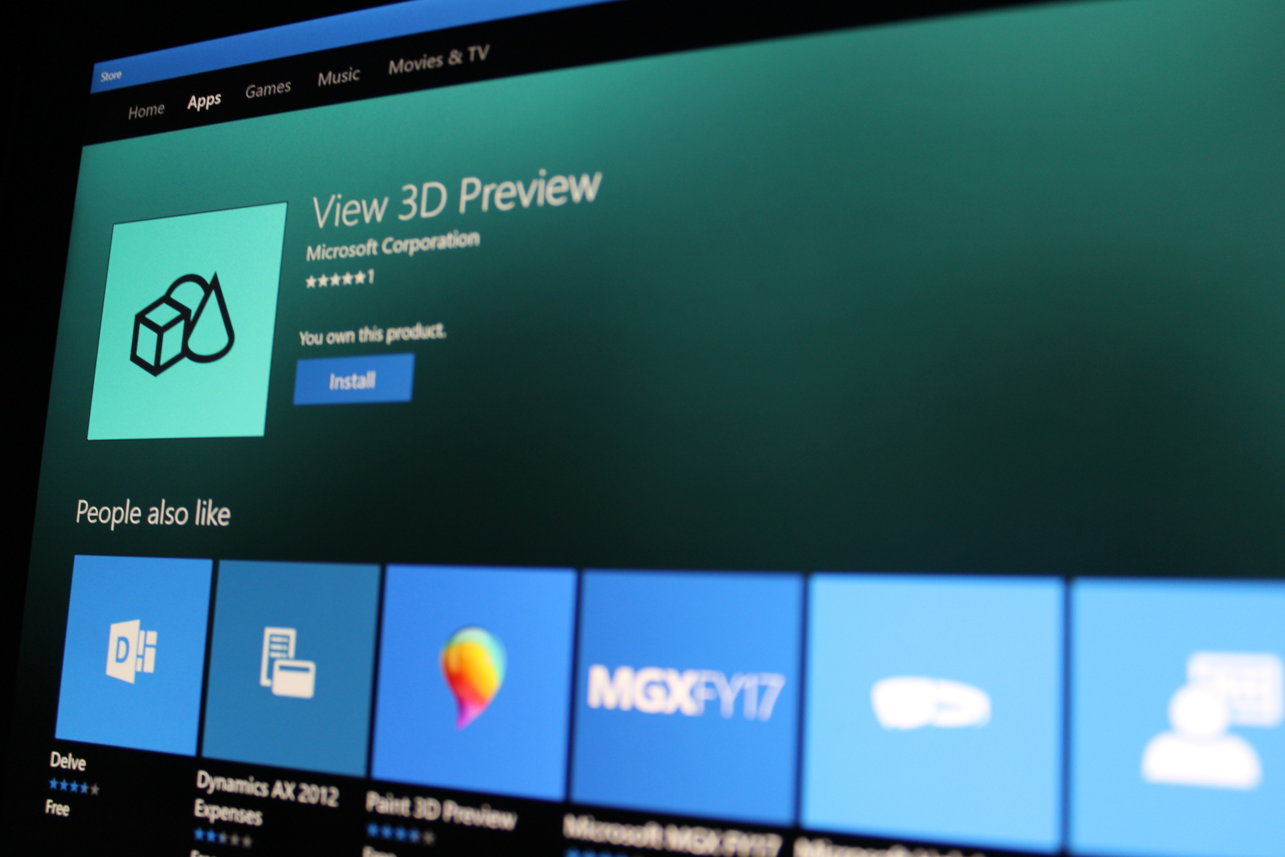 View 3d Updated With The New Mixed Reality Feature Working Of 3 D Tv Microsoft Had Shown At Build 2017 How They Are To Bring Objects Into Real Life By Using App Also Given A Demo That