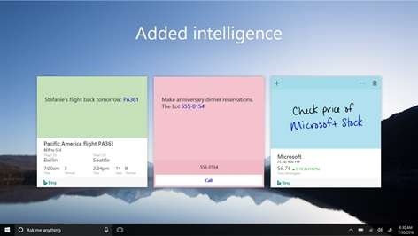 Sticky Notes App for Windows 10 updated with new features