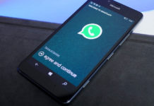 WhatsApp for windows phone