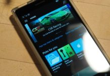 Windows Store for Windows 10 Mobile