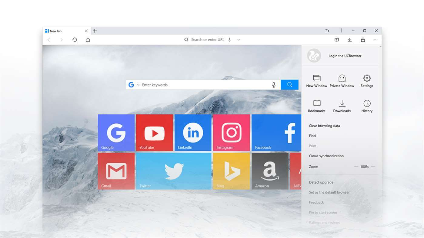 UC Browser for Windows 10 is now available for download in the