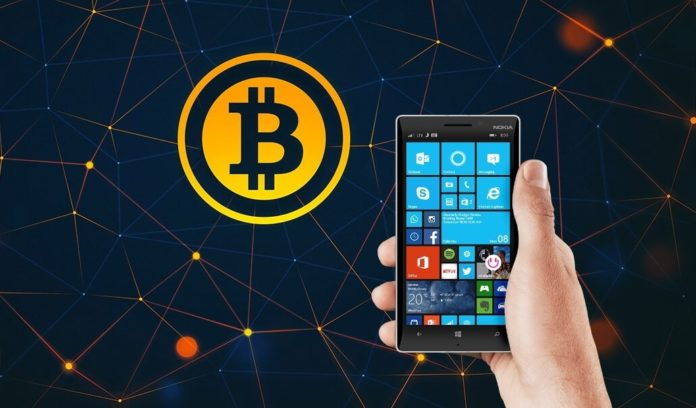 Bitcoin app for Windows Phone