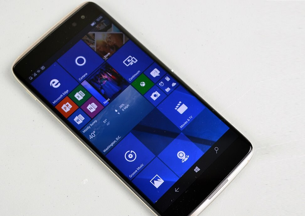 Alcatel Idol 4 Pro is now available for pre-order at Microsoft Store in Germany