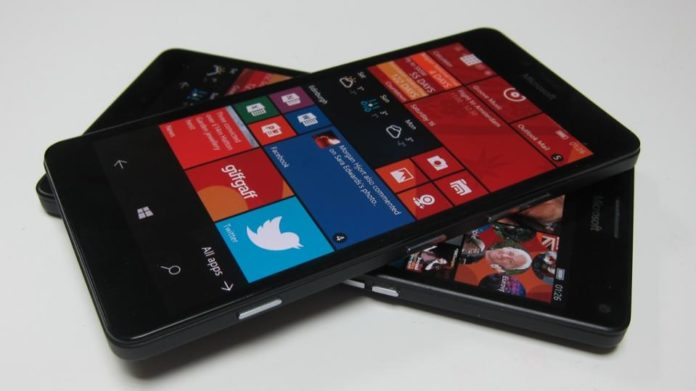 Speed up your Windows 10 Mobile