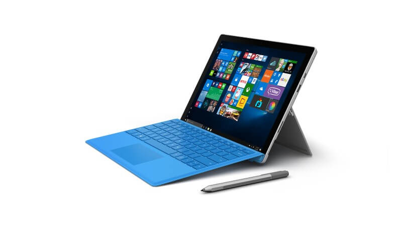 Microsoft releases new firmware update for the surface pro 4 for Windows 4 sale
