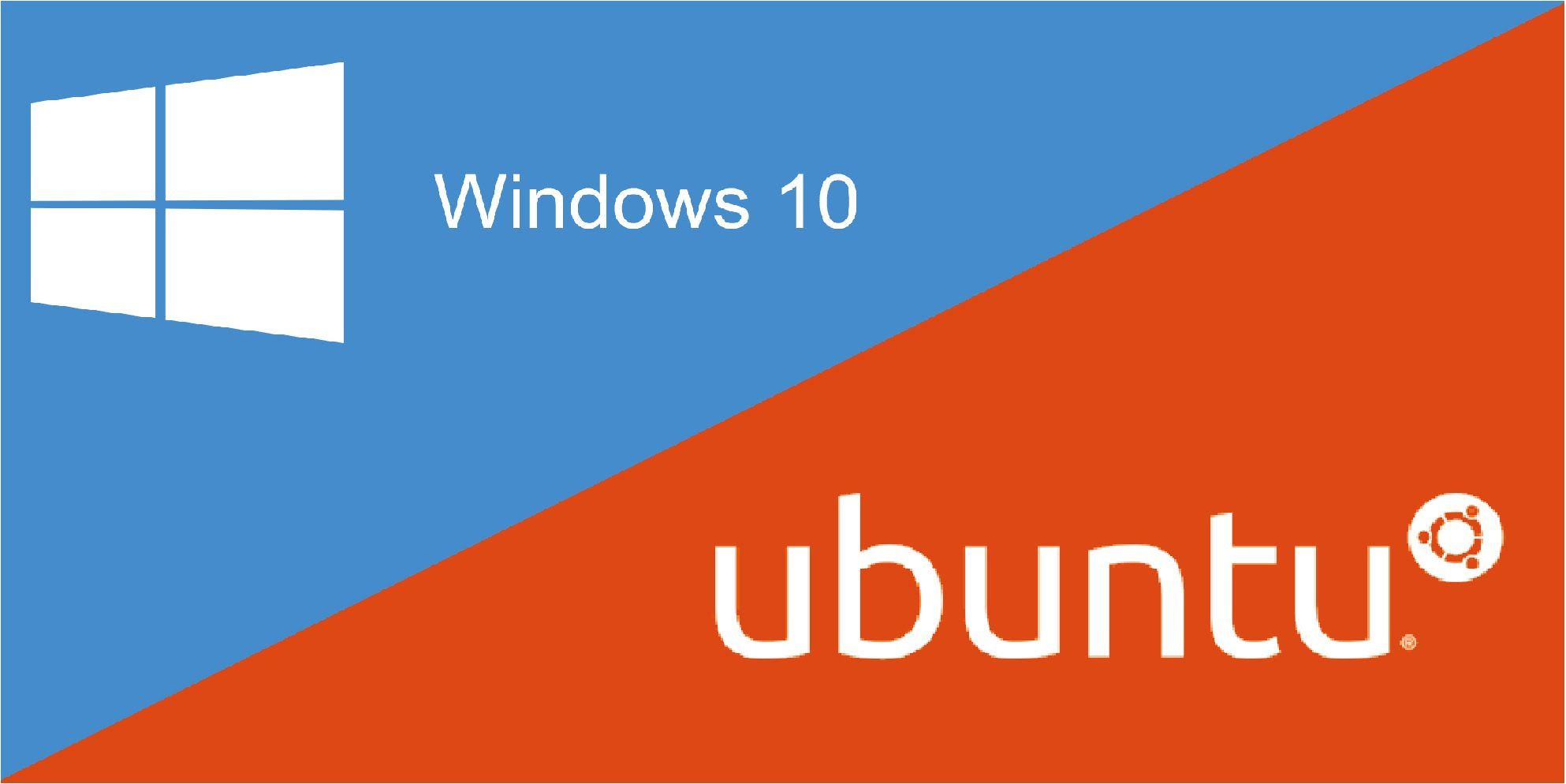 ubuntu is now available for windows 10 on the windows store