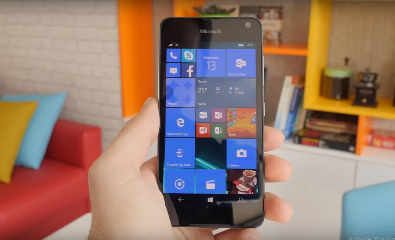 windows 10 mobile fall creators update  features  release date