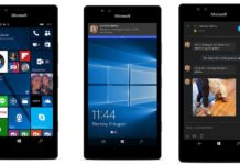 Skype on Windows 10 Mobile