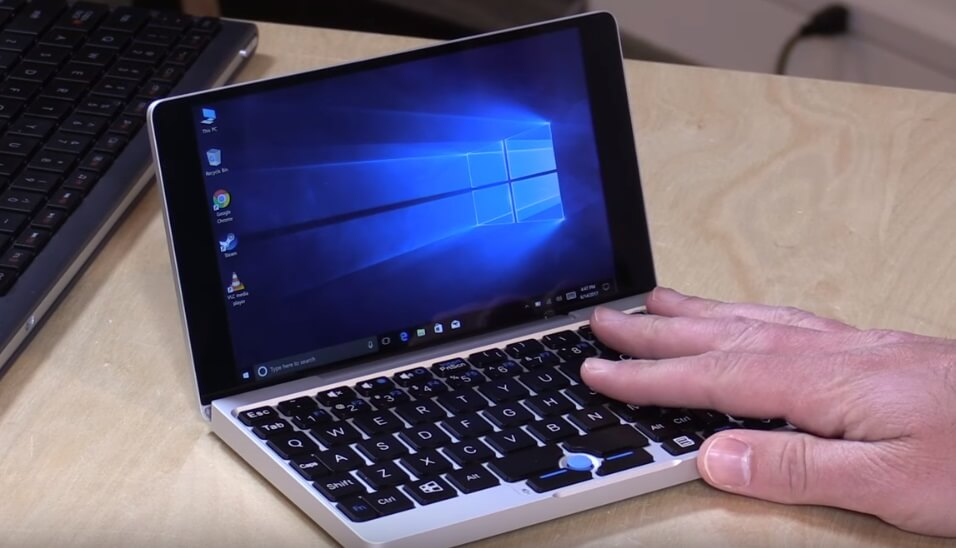 GPD Pocket Mini Laptop with full Windows 10 now available ...