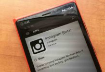 Instagram for Windows 10 Mobile