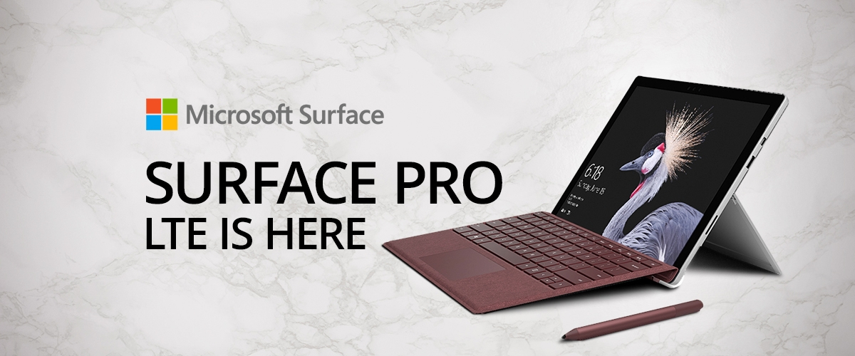 surface team reveals more details of its upcoming surface pro lte device. Black Bedroom Furniture Sets. Home Design Ideas
