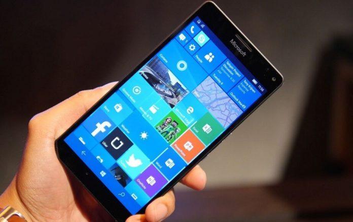 Lumia 950 XL with Windows 10 Mobile