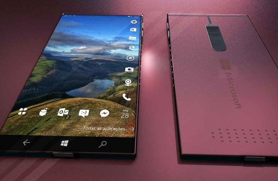 Surface Phone: New leak details the key features of Microsoft's phone