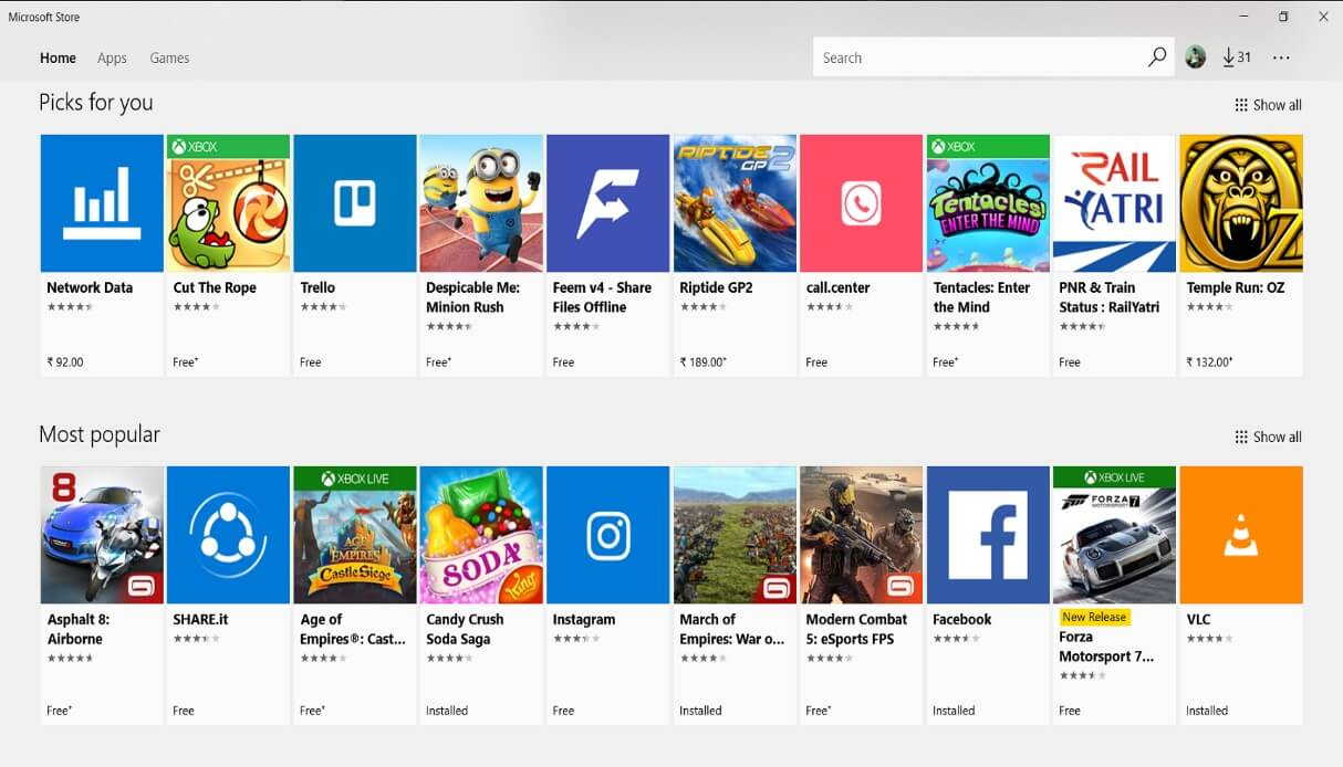 How to download offline copies of Windows 10 apps from the ...