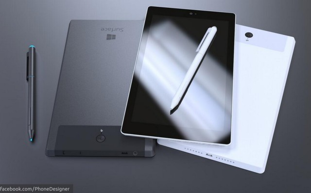 Surface mini specifications and images leaked online for Surface mini bureau