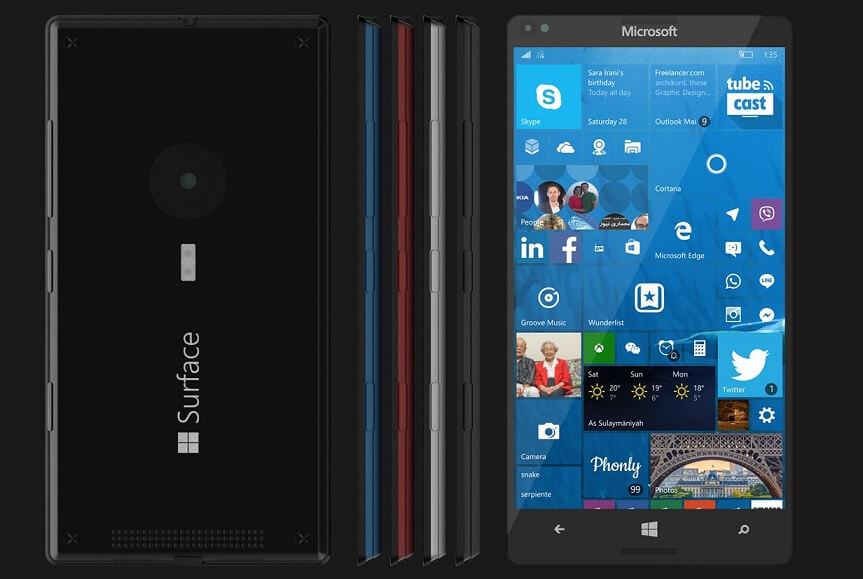 Surface Phone: Microsoft's ultimate mobile device big ...