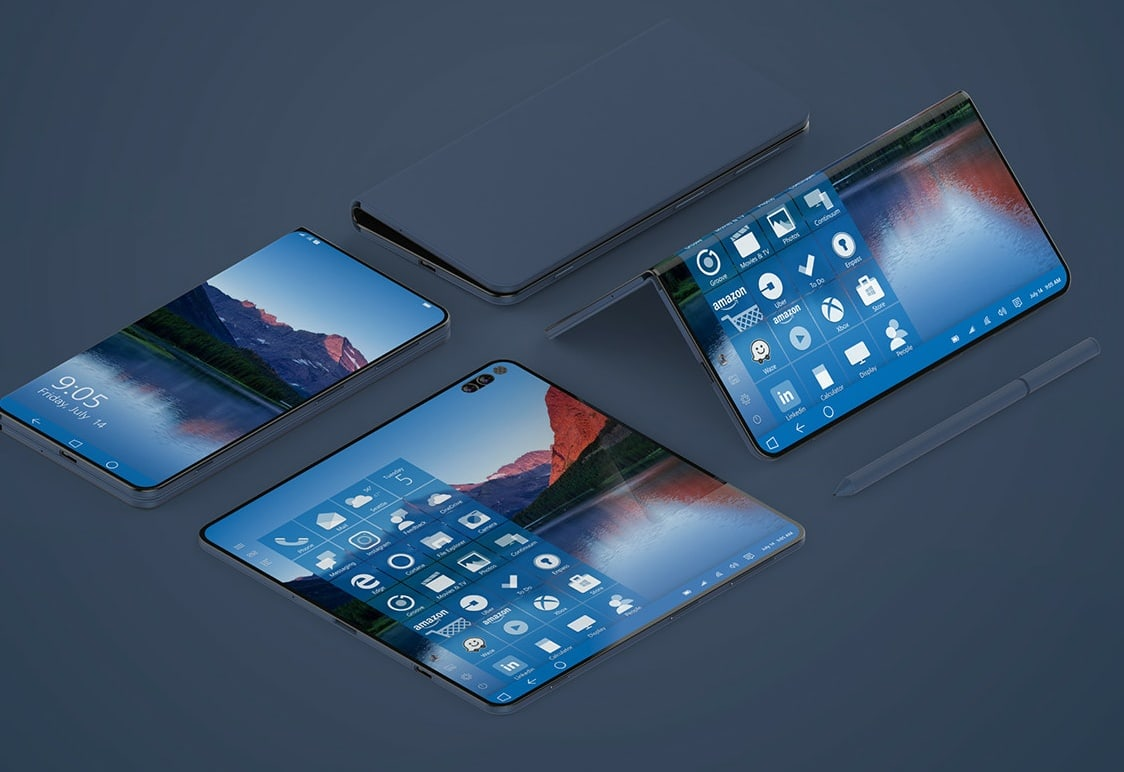 Surface Phone Microsoft S Next Phone Confirmed To Be Unique