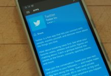 Twitter for Windows 10 Mobile-min