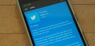 Twitter for Windows 10 Mobile-min