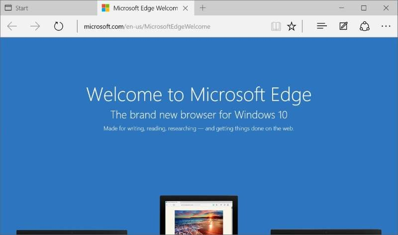 List Of New Features In Microsoft Edge In Windows 10 Fall Creators