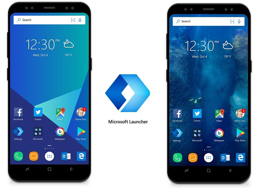 Microsoft Launcher Beta Updated For Android With