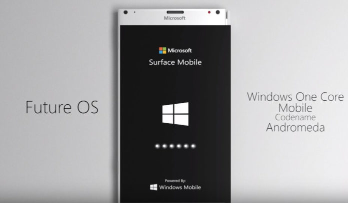 Surface Phone OS
