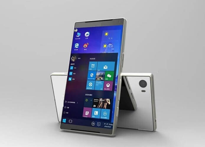 Surface Phone Zte S Phone Resembles The Ultimate Mobile