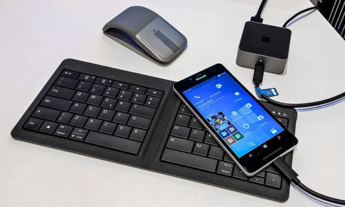 Windows 10 Mobile continuum feature-min