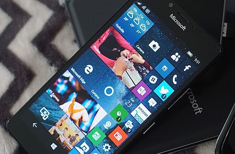 Microsoft to end Windows 10 Mobile updates and support in ...