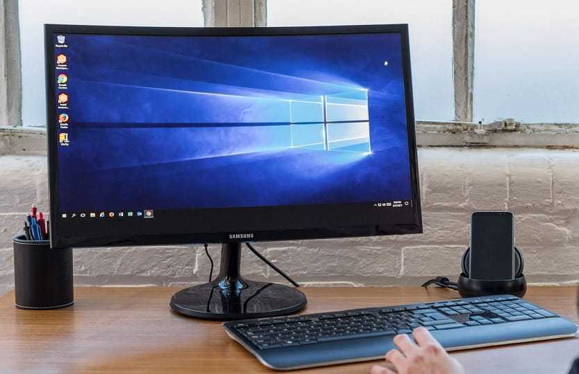 Samsung Dex Windows 10