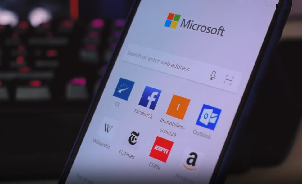 Microsoft Edge for Android now works with LastPass Password Manager