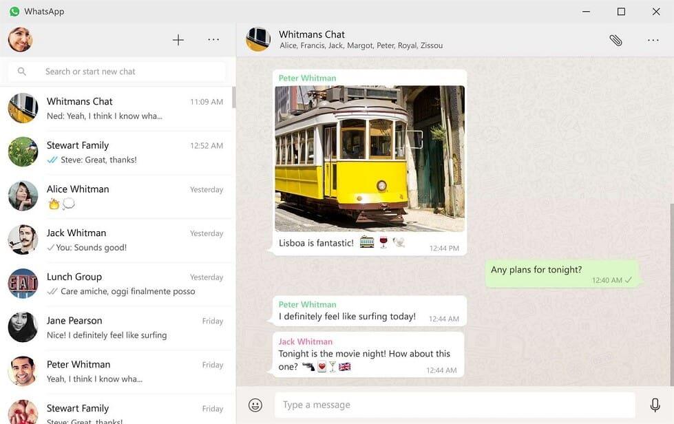 You can now beta test WhatsApp's new Windows 10 desktop app