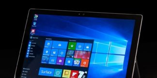 Windows 10 Tab