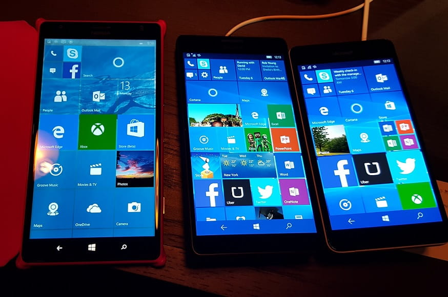 Developers runs WinPE with Windows 10 ARM on Lumia 950