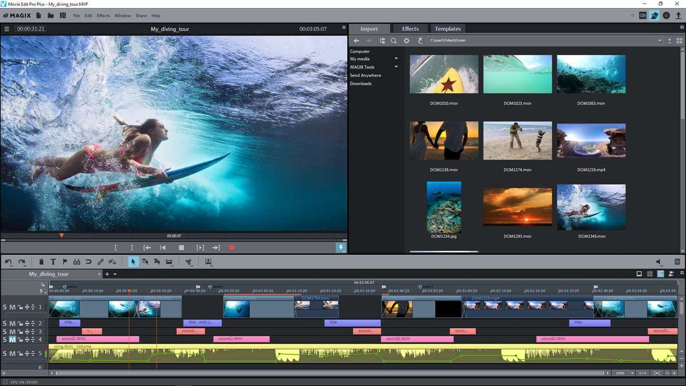 Movie Edit Pro is now available on the Microsoft Store for