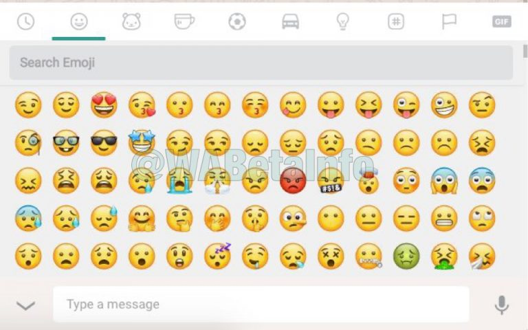 Whatsapp Web Updated With New Set Of Emojis And More