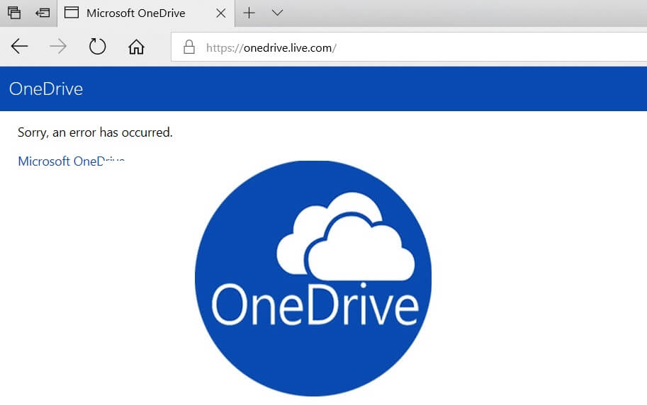 Onedrive is down for some dont freak out microsofts onedrive is currently experiencing some server related issues onedrive appears to be down for many people on sunday afternoon utc stopboris Choice Image